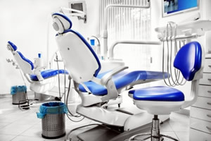 Care Homes & Health Care Sector Image-Dentist Chair