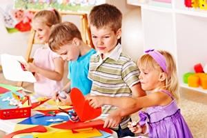 Education Sector Image-Nursery Class